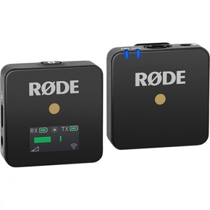 READY STOCK Rode Wireless GO Compact Wireless Microphone + Rode Lavalier GO Kit