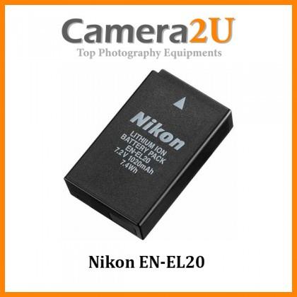 (Offer) Nikon EN-EL20 Rechargeable Li-ion Battery