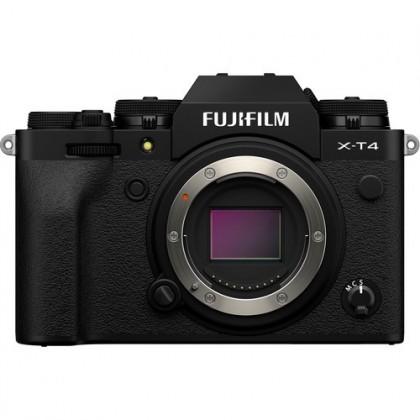 [Pre Order] FUJIFILM X-T4 Mirrorless Digital Camera (Body Only, Black)