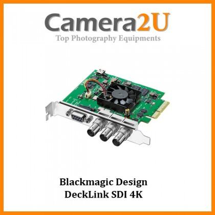 Blackmagic Design DeckLink SDI 4K