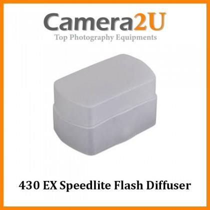 430 EX Speedlite Flash Diffuser for Canon 430EX IIi Flash Light
