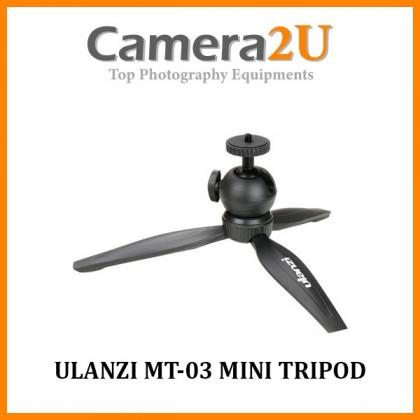 (Pre-Order) Ulanzi MT-03 MT03 Mini Tripod