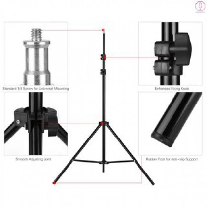 Red Buffalo TR198 Tripod Stand for Camera and SmartPhone