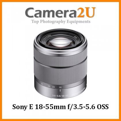 Sony E 18-55mm f/3.5-5.6 OSS Lens (MSIA)