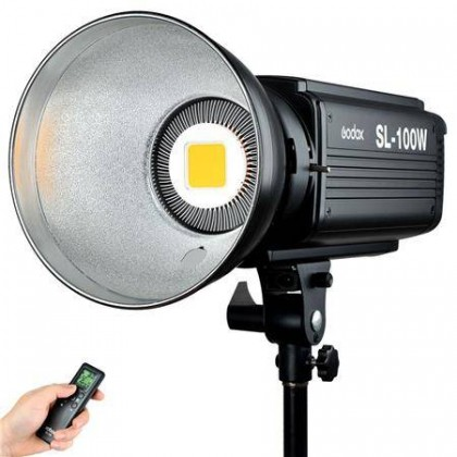 GODOX SL-100W SL100W LED VIDEO LIGHT