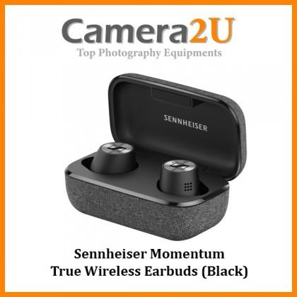 Sennheiser Momentum True Wireless Earbuds (Black)